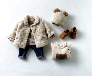 baby, beautiful, and outfit image