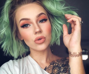 ugly, septum+piercing+, and gorgeous+ image