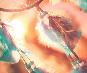Dream, wallpaper, and dream catcher image