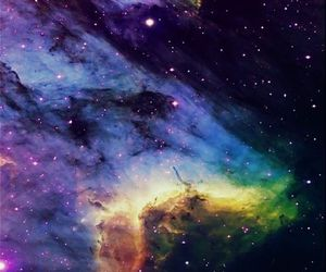 cosmos, sky, and universe image