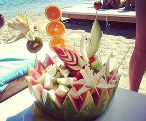 FRUiTS, watermelon, and cute image