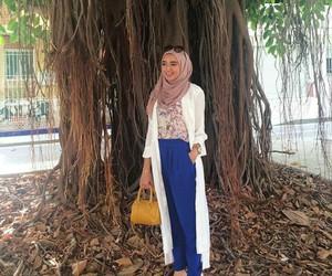 fashion, hijab, and islam image