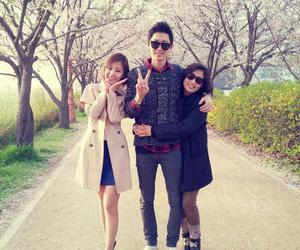 chanyeol, exo, and family image