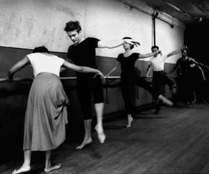 1955, james dean, and ballet image