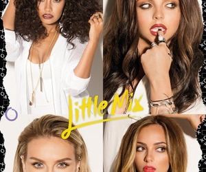allo, jesy nelson, and perrie edwards image
