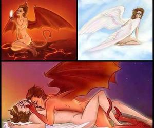Boys Love, larry stylinson, and demon image