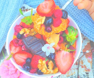 food, summer, and tumblr image