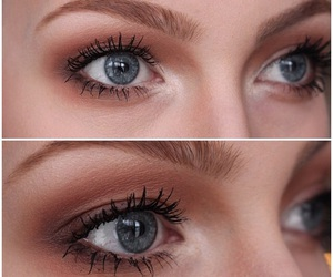 beauty, blogger, and blue eyes image