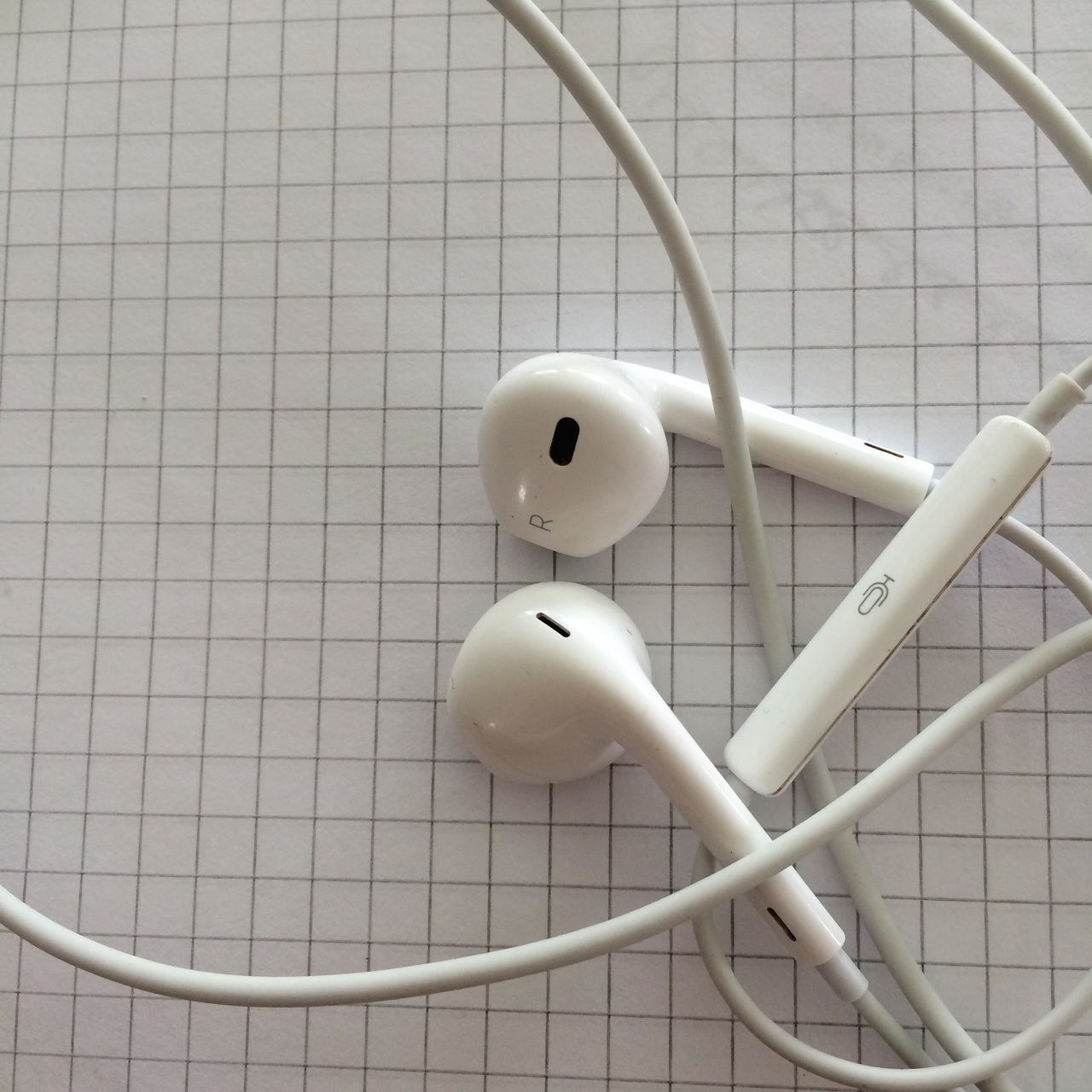 white, aesthetic, and headphones image