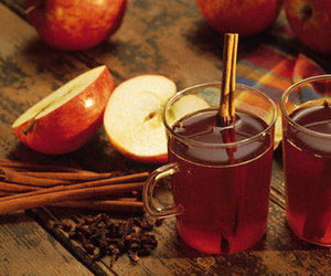 apple, autumn, and Cinnamon image