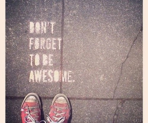 awesome, quotes, and dftba image