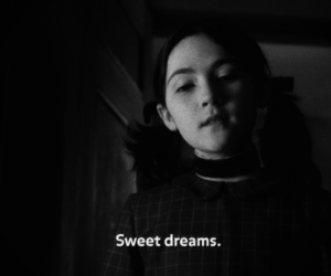 black and white, Dream, and movie image