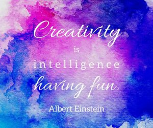 creativity, fun, and intelligence image