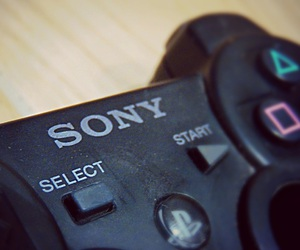 controller, ps3, and sony image