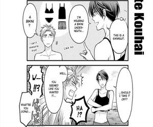 anime, manga, and gekkan shoujo nozaki kun image