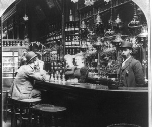 vintage, drinks, and old image