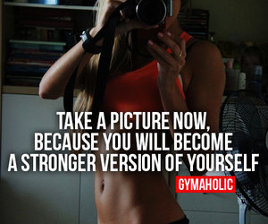 fitness, fitspo, and gymaholic image