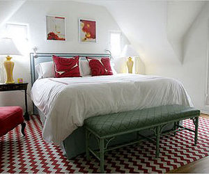 bedroom, decor, and inredning image
