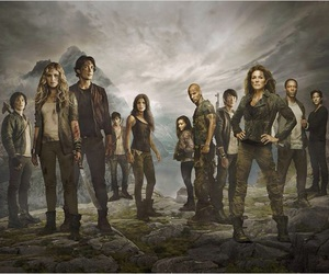 the100 and the 100 image