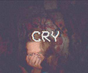 cry, Darkness, and habits image