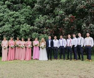 hippy, vintage, and wedding image