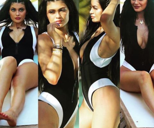 beach, mexico, and king kylie image
