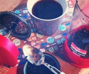 caffeine, coffeelovers, and cafe image