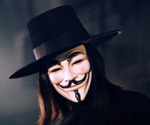 movie, v for vendetta, and v image