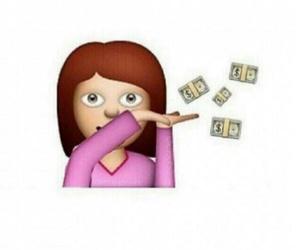 money and emoji image