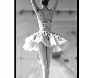 fashion and beautiful ballet dancer image