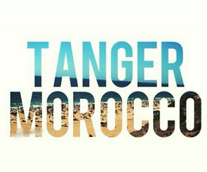 plage, maroc َ, and tanger image