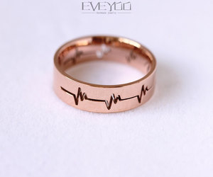heartbeat and ring image