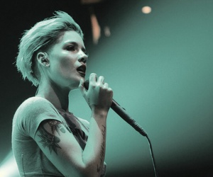halsey, green, and badlands image