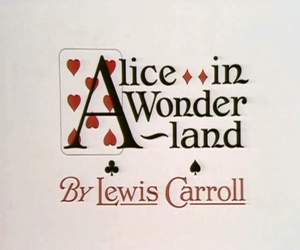 o, alice in wonder land, and alice an image