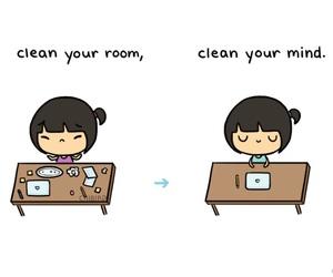 clean image