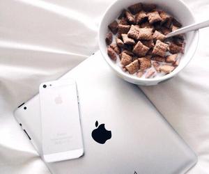 food, home, and ipad image
