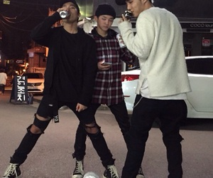 korean, asian, and boy image