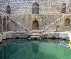 place and water image