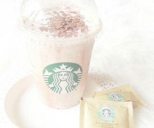 starbucks and sweet image