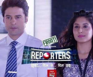 reporters, reporters latest episodes, and reporters serial image