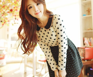 ulzzang, kim shin yeong, and kfashion image