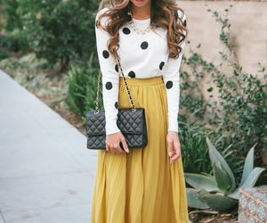 beautiful, moda, and outfit image