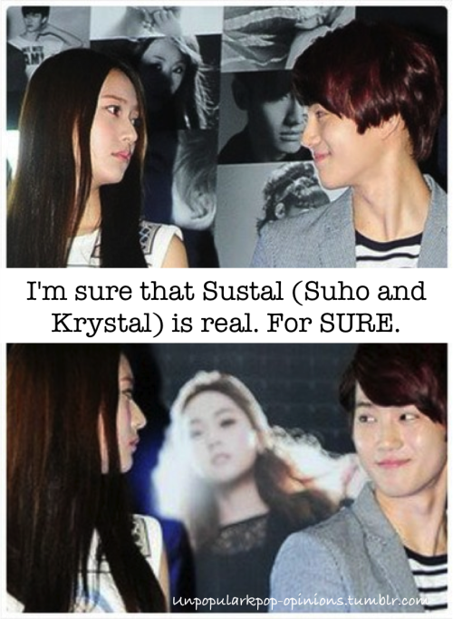 Suho dan Krystal dating beste aansluiting bars in San Antonio