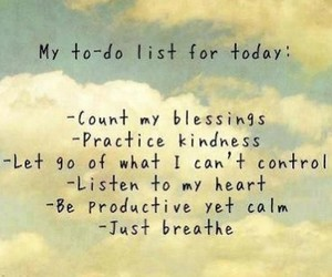 quote, blessings, and kindness image