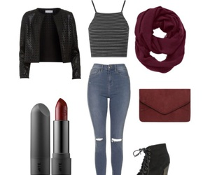 fashion, outfits, and polyvore outfits image