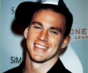 channing tatum, smile, and sexy image