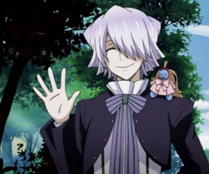 anime, mad hatter, and pandora hearts image