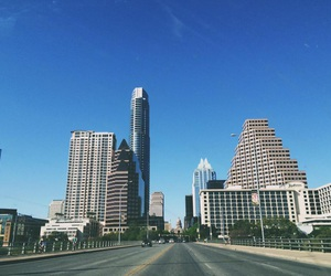Austin, city, and urban image