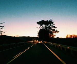 beautiful, highway, and like image