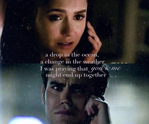 Doppelganger, quote, and the vampire diaries image